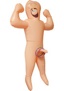Bachelorette Party Favors Midget Man Inflatable Ring Toss