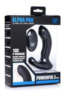 Alpha-pro P-massage Prostate Stimulator