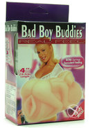 Bad Boy Buddies Real Feel Body Anal 4 Inch Flesh