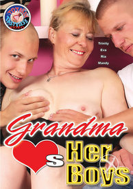 Grandma Loves Her Boys