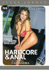 Hardcore And Anal Jules Jordan Colle